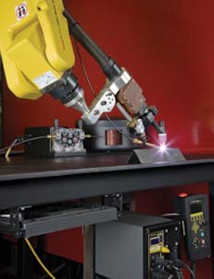 Robotic Tig Welding Aviation Pros