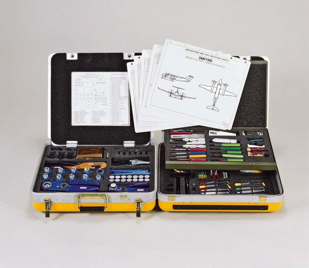 Wiring Maintenance Tool Kits From  Daniels Manufacturing