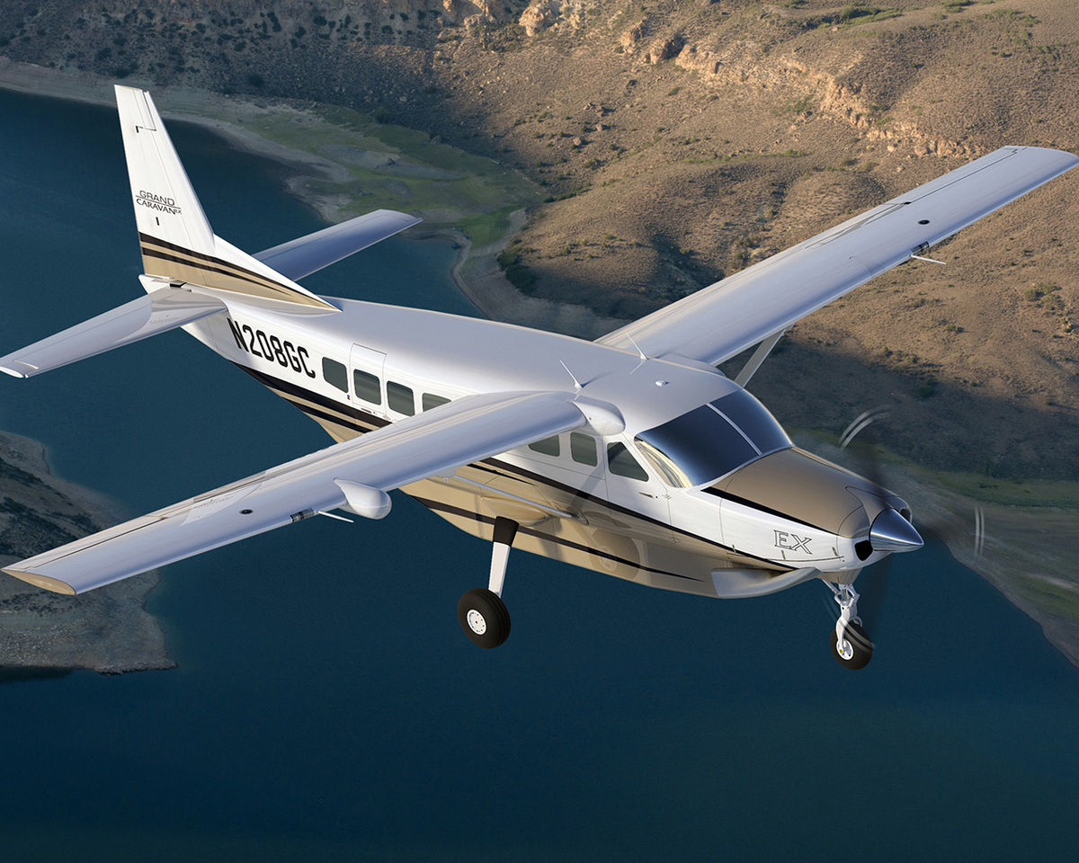 Cessna Offers Company Direct Caravan Maintenance For Customers In China Aviation Pros