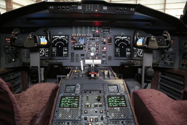 The Business Of Business Aircraft Avionics And Electronics Aviation Pros