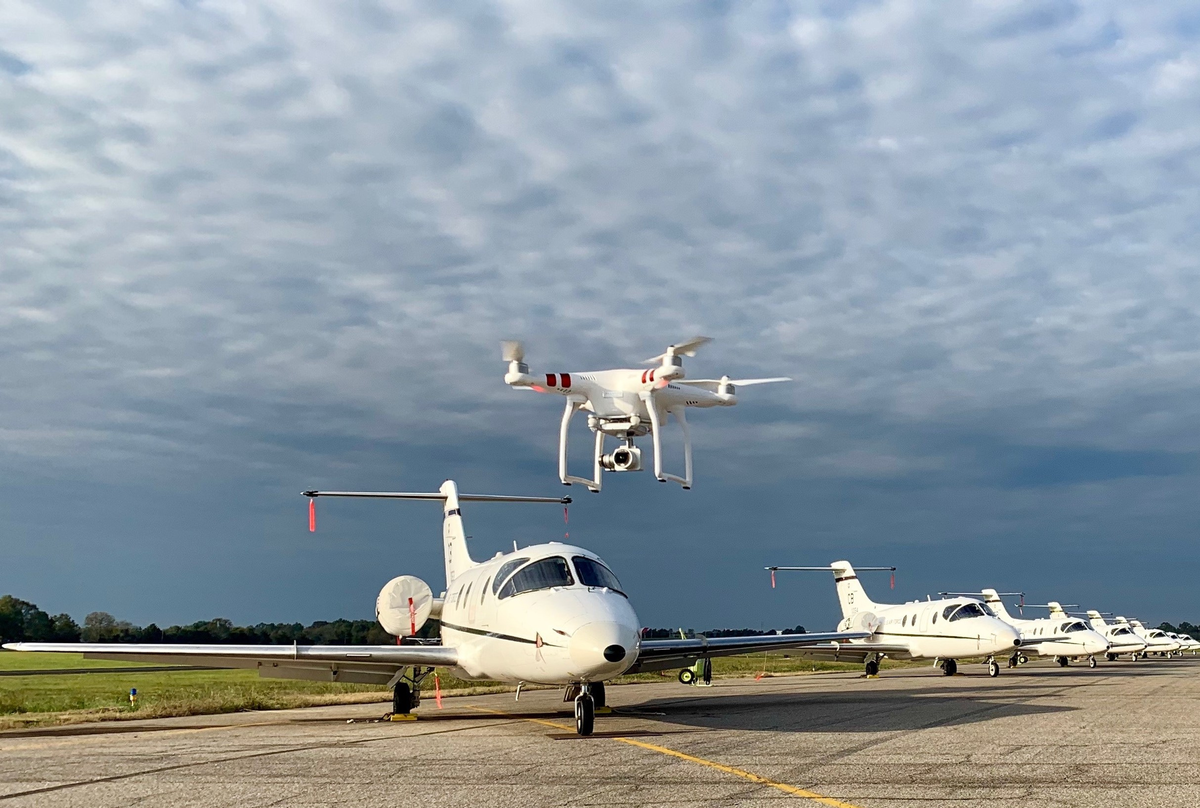 Airport Benefits of Drone Technology | Aviation Pros