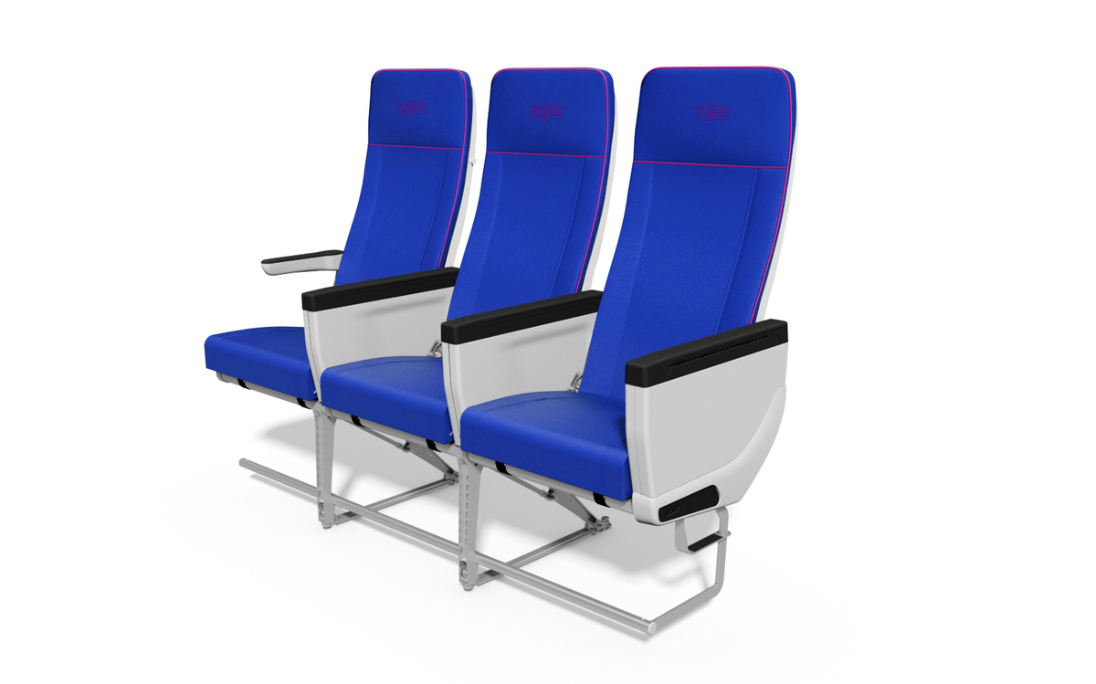Recaro Aircraft Seating Inks Deal With Wizz Air For 31 767 Sl3710 Economy Class Seats Aviation Pros