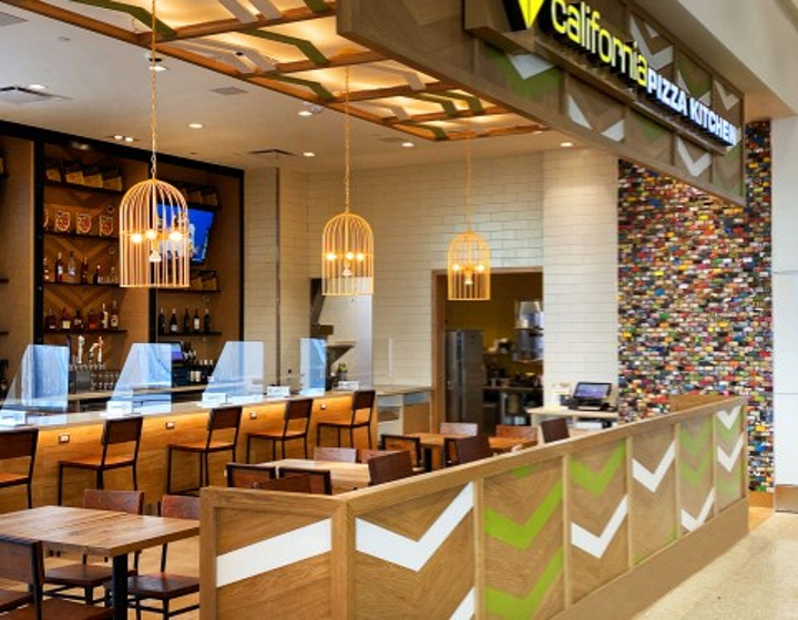 california pizza kitchen opens at the all new salt lake city international airport the first major airport hub replacement of the 21st century aviation pros california pizza kitchen opens at the