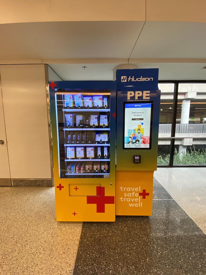 Ppe Vending Machine
